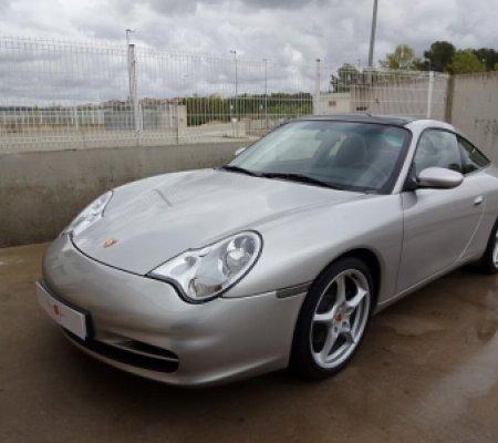 Porsche 996 3.6 Targa