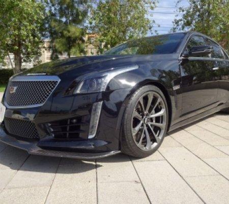 Cadillac CTS-V 6.2 Supercharged 750cv