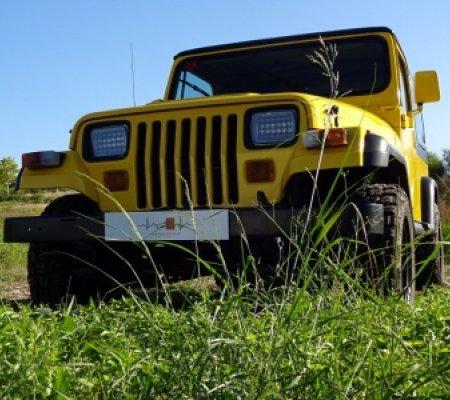 Jeep Wrangler 4.2