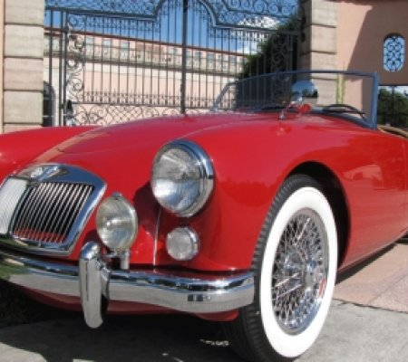 MG MGA Roadster 1600