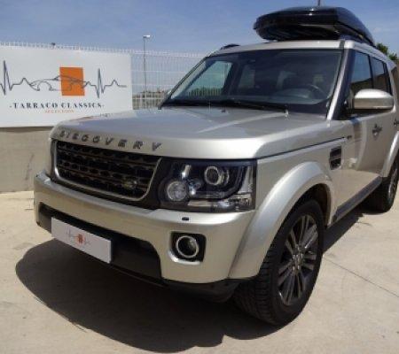 Land Rover Discovery 4 3.0 SDV6 Graphite