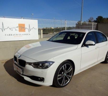 BMW 320d Efficiency