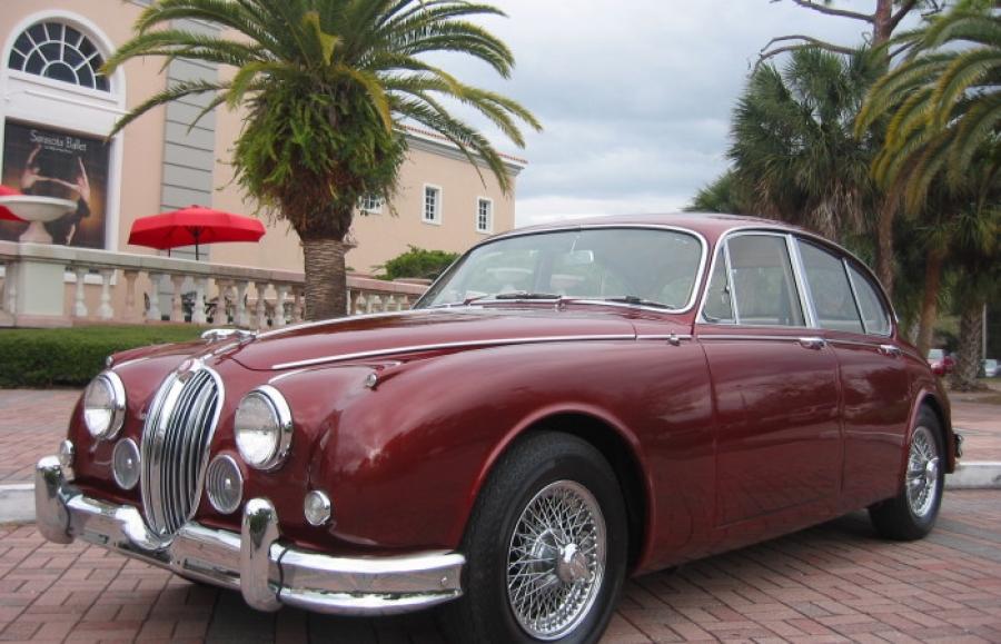 Jaguar Mkii 3 8