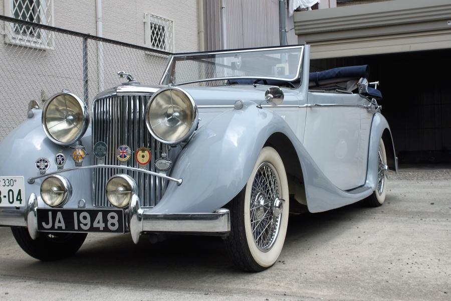 Jaguar Mk Iv 3 5 Litre Dhc