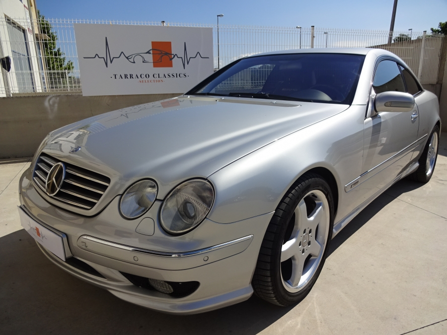 Mercedes Benz CL 55 AMG F1 Edition