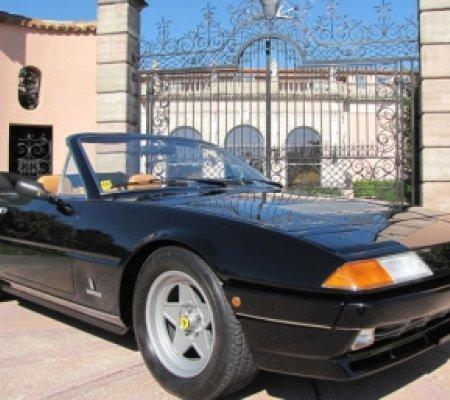 Ferrari 400i Convertible