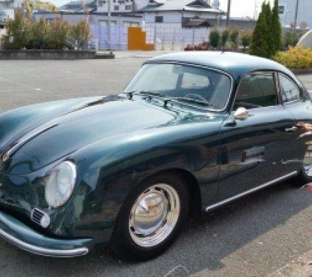 Porsche 356 A 1600 Coupe