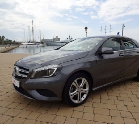 Mercedes Benz Clase A 180 Cdi 7G-DCT Style