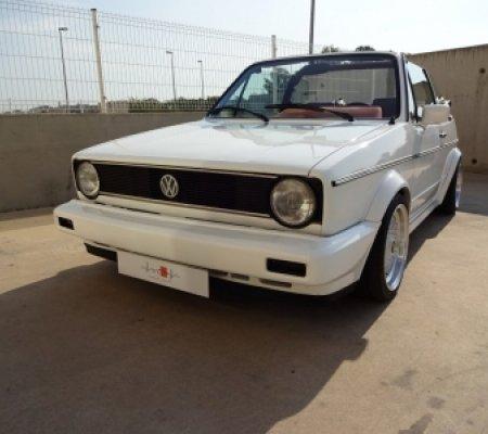 Golf Cabrio 1.8 GTI
