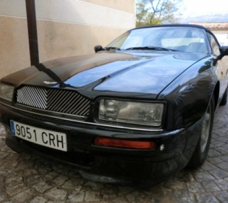 Aston Martin Virage Volante 5.3