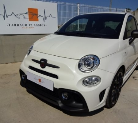 Fiat 500 Abarth 595 Competizion