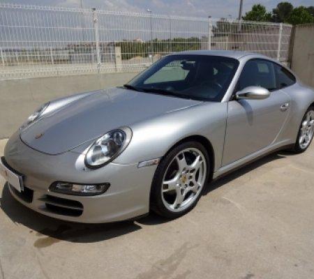 Porsche 997 Carrera 4 Coupé