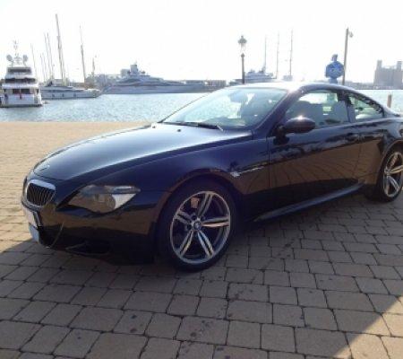BMW M6 Coupe 507cv SMG