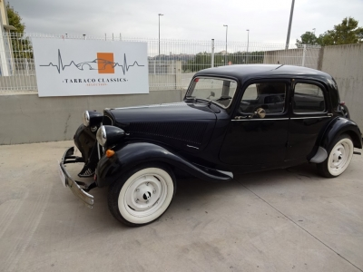 Reparacion Citroen Traction B11 1953