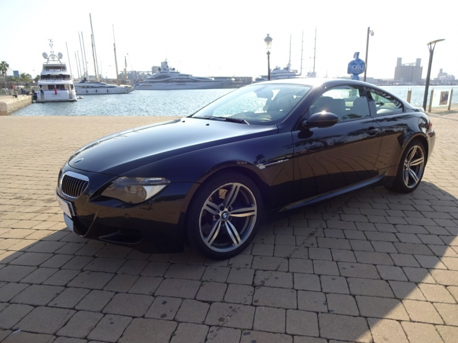 BMW M6 Coupe 507cv SMG